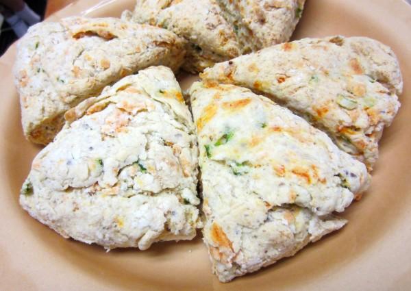 jalapeno cheddar scones