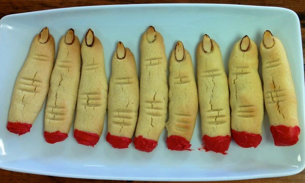 witch's fingers