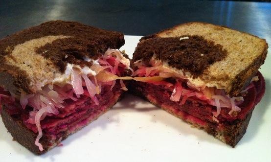 reuban sandwich special