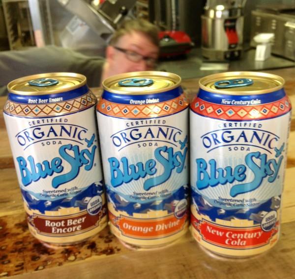 blue sky sodas