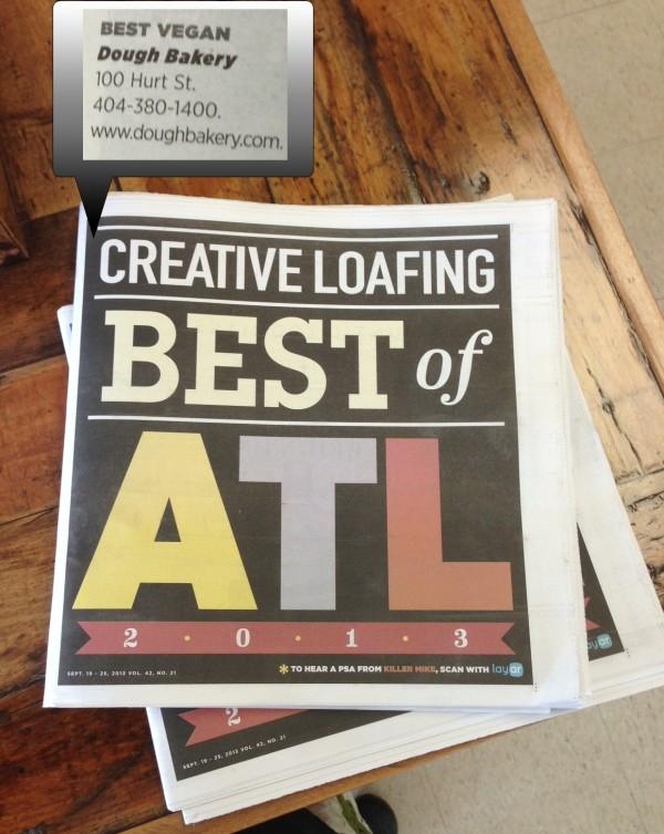 creative loafing best of atlanta 2013 winner