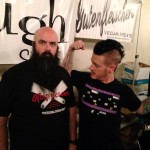 Taylor and Kevin Atlanta Veg Fest 2013