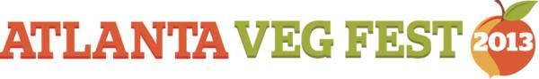2013 atlanta veg fest logo