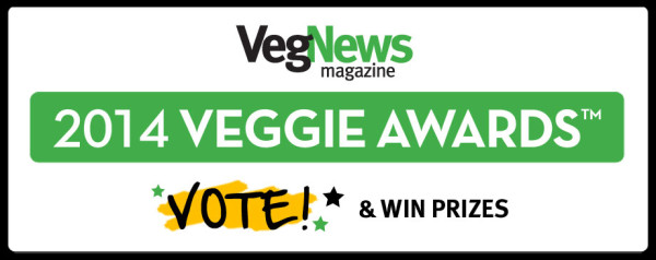 2014 Veg News veggie awards